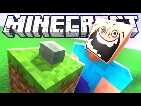 DON'T PRESS THE BUTTON!!   Minecraft