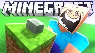 DON'T PRESS THE BUTTON!! | Minecraft