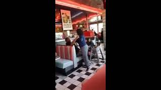 Husband Caught Red Handed Cheating On Wife At Restaurant