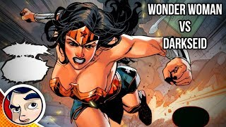 Wonder Woman Vs Darkseid (Darkseid War Aftermath) - Rebirth Complete Story