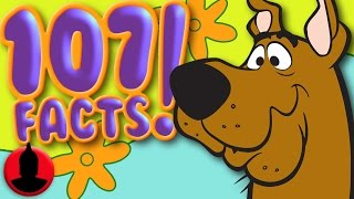 107 Scooby-Doo Facts YOU Should Know - (ToonedUp #90) @ChannelFred