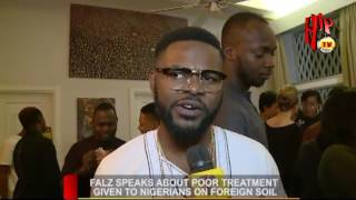STOP GLORIFYING FRAUD WITH YOUR MUSIC, IT IS KILLING OUR FUTURE - FALZ