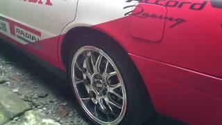 Modifikasi Velg Honda Accord TERKEREN ( MODIFIKASI VELG MOBIL + REM BREMBO ) # MOBIL BALAP ADVANCE