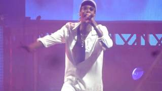 Wiz Khalifa - Bake Sale, Live