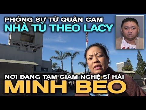 Phóng sự tại nhà tù Theo Lacy nơi tạm giam nghệ sĩ hài Minh Béo