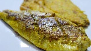 بهترین روش سرخ کردن ماهی، ترد بدون بوی زهم، با این روش عاشق مزه ماهی بشید   Persian Fried Fish