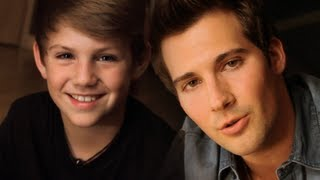 MattyBRaps - Never Too Young ft. James Maslow (Official Music Video)