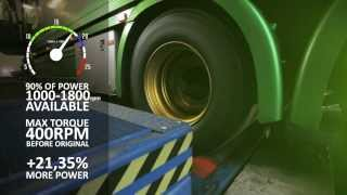 Scania V8 Tuning