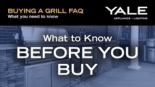 What you should know before buying a new BBQ Grill