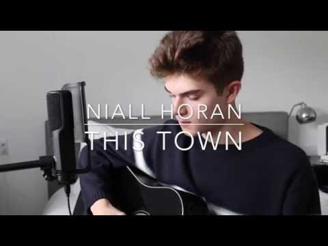 Niall Horan - This Town (Cover by Jay Alan + Lyrics)