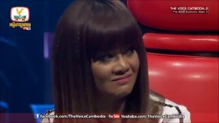 Top 10 The Voice Cambodia Season 2 Blind Audition New Selection 2016
