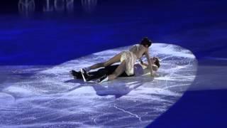 HD Art on Ice 2016 Lausanne – Meryl Davis & Charlie White skate to Jessie J singing