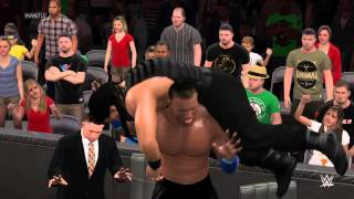 WWE 2K15 My Career Mode Episode Forty four