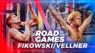 Road to the Games 17.01: Vellner & Fikowski