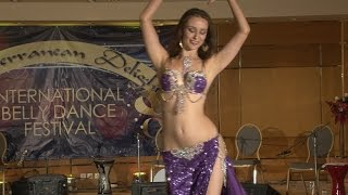 Masha -  Belly Dance  Greece 2014