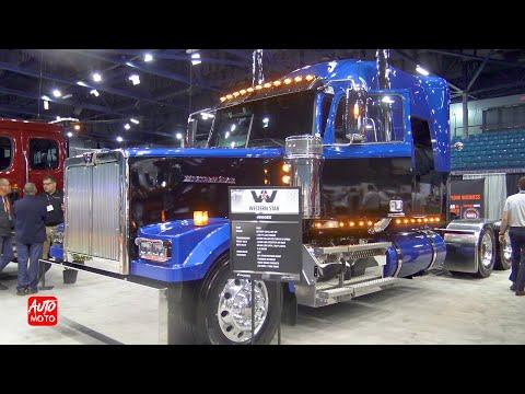 2020 Western Star 4900EX 505HP Exterior And Interior Walk around