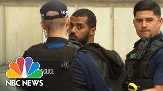 Police Arrest Armed Terror Suspect Near U.K. Parliament | NBC News