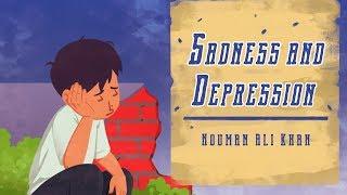 Sadness & Depression - Nouman Ali Khan - illustrated