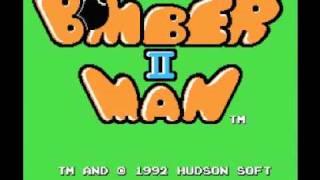 Bomberman II (NES) Music - Area Theme 1