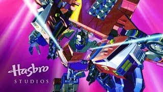 Transformers: Cybertron - Defending a Civilian