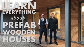Prefab Wooden Homes - katus.eu
