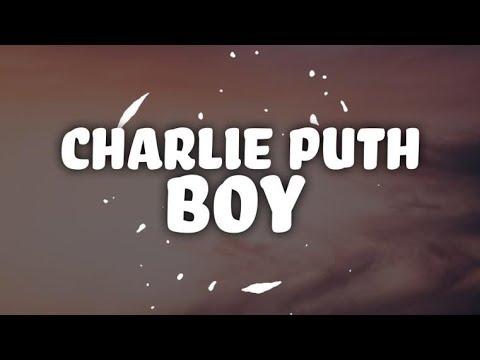 Xxx Mp4 Charlie Puth BOY Lyrics 3gp Sex