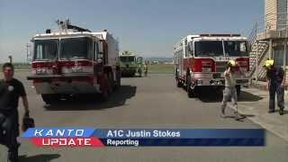Yokota Air Base:  Fire Bilateral Training