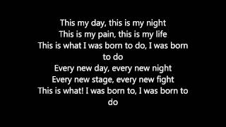 Steven Cooper - Born to Do (Lyrics)