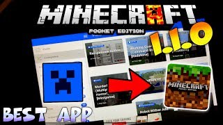 BEST APP FOR MCPE MODS, SERVERS, MAPS, ADDONS, SEEDS AND TEXTURE PACKS - MCPE PLUS APP REVIEW