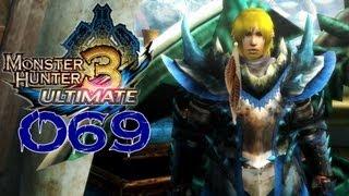 Let's Play Monster Hunter 3 Ultimate #069 [Wii U-HD] - Schwertheiligen- und Sperrfeuer-Ohrring
