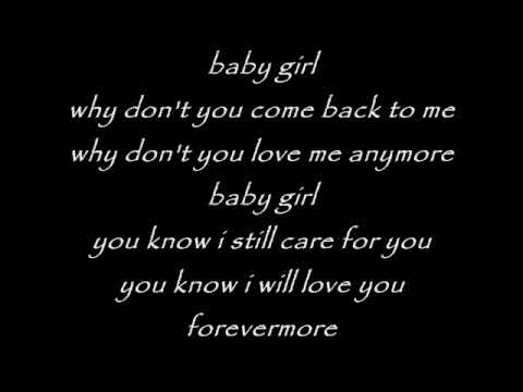 baby girl lyrics by inner voices