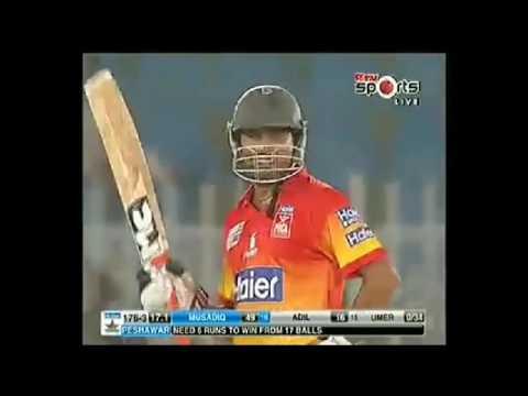 Rising Talent of Pakistan Cricket Musadiq - Wonderful batting