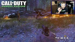JUST THE TIP! Modern Warfare REMASTERED #6 HUNTED