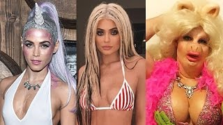 Best 2016 Celeb Halloween Costumes - Colton Haynes, Beyonce, Kylie Jenner, Etc.