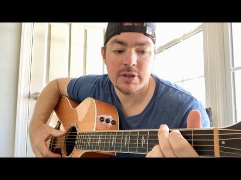 Heaven   1-Minute Guitar Lesson
