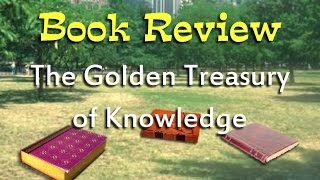 """Book Review of """"Golden Treasury of Knowledge"""", Golden Press, 1961"""