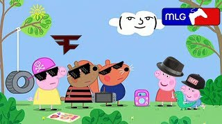 Mlg Peppa Pig Grown Ups