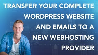 How To Transfer your Website and Email Account To A Different Webhosting Provider