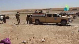 الفرقة 15 تحرر ععد من القرى في تلعفر في اول يوم انطلاق معارك التحرير