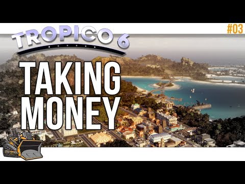 Taking money from anyone | Tropico 6 corruption gameplay #3