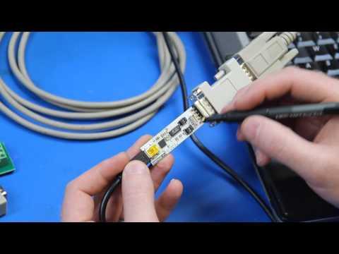 Gadgetsmyth: Uarticus USB to Serial Converter