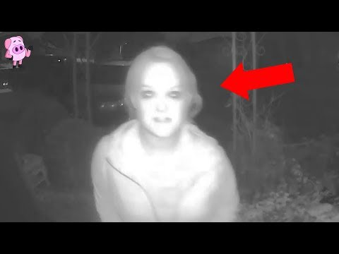 Xxx Mp4 Scary Footage Caught By Ring Doorbell Security Cameras 3gp Sex