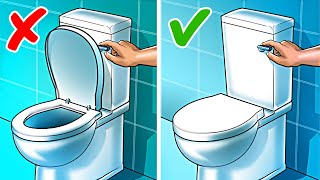 13 Things We Keep Doing Wrong in the Bathroom