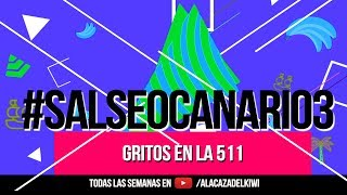 #SalseoCanario3 - Gritos en la 511