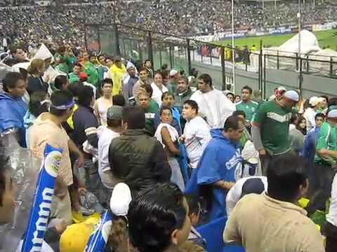PARTIDO MEXICO HONDURAS 2009 PUTAZOS NUNCA FALTAN