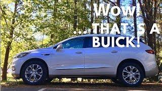 2018 Buick Enclave Experience; Atlanta, Georgia to Highlands, North  Carolina