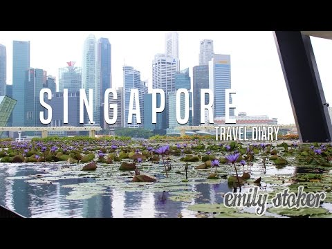 Five Days in Singapore // Travel Vlog
