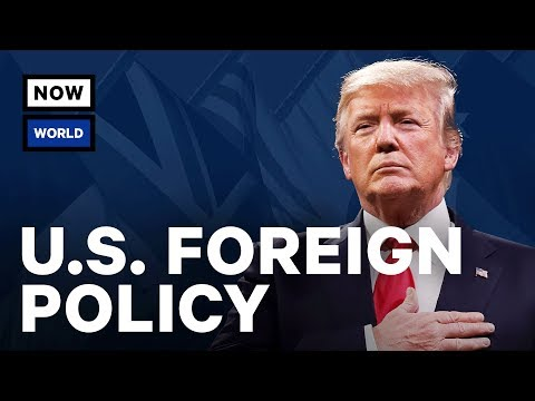 Xxx Mp4 A Look Back At The First Year Of Trump's Foreign Policy NowThis World 3gp Sex