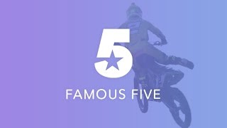 Famous Five   Extreme Sports Edition