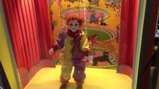 Bimbo The Clown Arcade Game Seaside Heights New Jersey